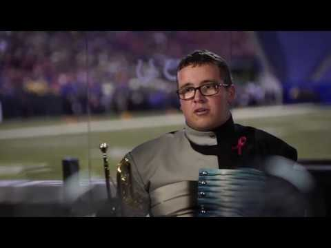 Meet Cole Boyd of the Miamisburg H.S., OH Band