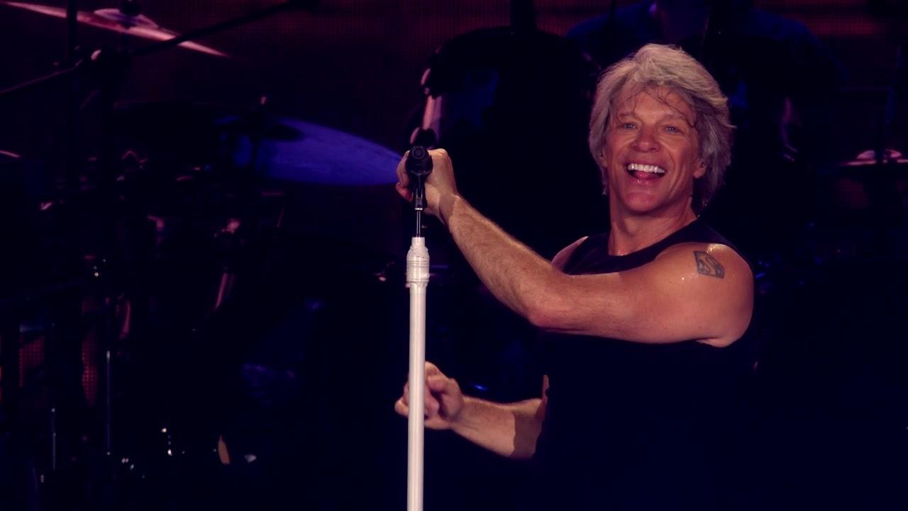 Bon Jovi: Roller Coaster -  from Madrid (July 7, 2019)