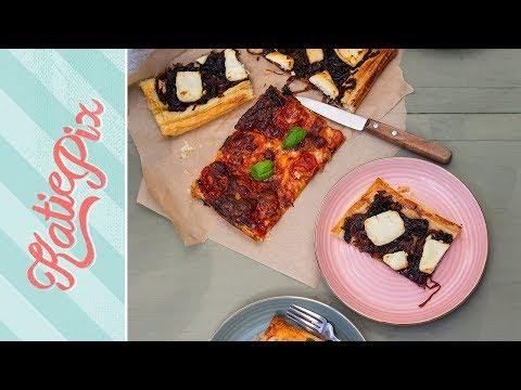 Easy Vegetable Tart Recipes 2-Ways | Katie Pix