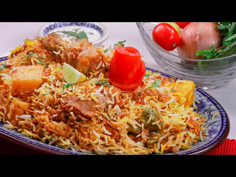 Sindhi Biryani Recipe using Biryani Masala By SooperChef