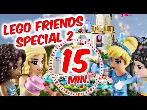 ⭕ LEGO FRIENDS & DISNEY CINDERELLA - Ein Sommertraum SPECIAL - Pandido TV