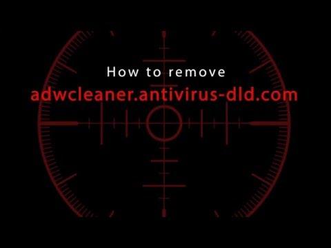 How to remove adwcleaner.antivirus-dld.com