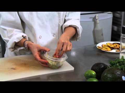 How to Keep Guacamole Fresh : Guacamole & Avocado