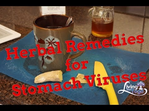 Herbal Redemies for Stomach Virus