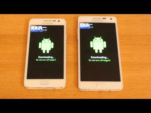 Samsung Galaxy A5 / A3 - How To Enter Download / Recovery Mode HD
