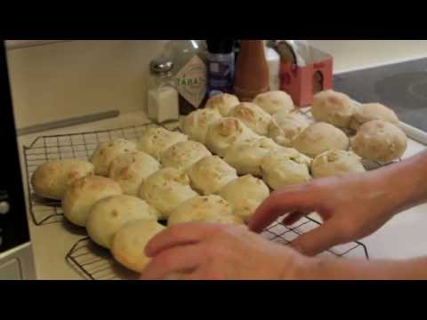 How to Make Homemade Bread -- Quick Rolls (Semmels)