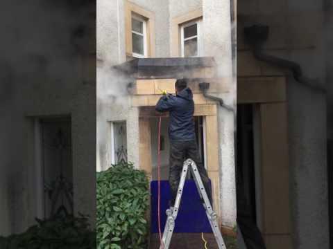Thermatech Masonry Cleaning DOFF Edinburgh