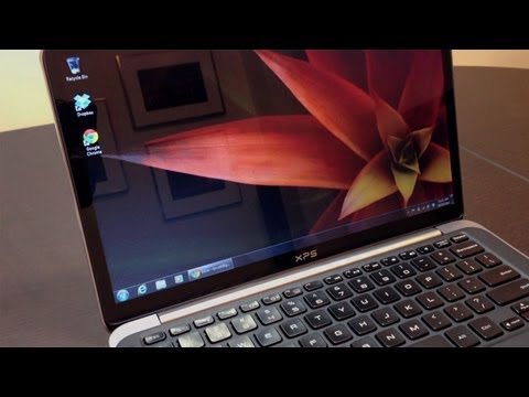 Dell XPS 13 Ultrabook Laptop Review