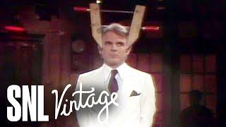Steve Martin and Bill Murray Cracker Monologue - SNL