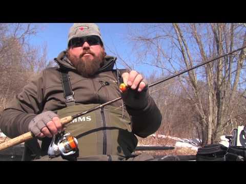 Muskegon River Steelhead Fishing