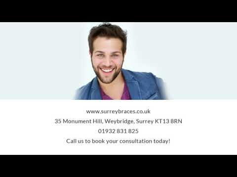 A clear choice – Invisalign from Weybridge Orthodontics in Weybridge