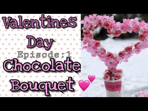 Valentines Day chocolate Bouquet | Chocolate Day Gift | Payal Bhalani | bee kreativee | episod 1