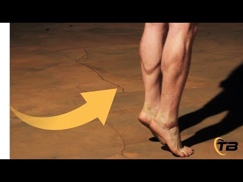 How To Jump Higher - Ankle Flexion - 1 Tip & Ballet Drill