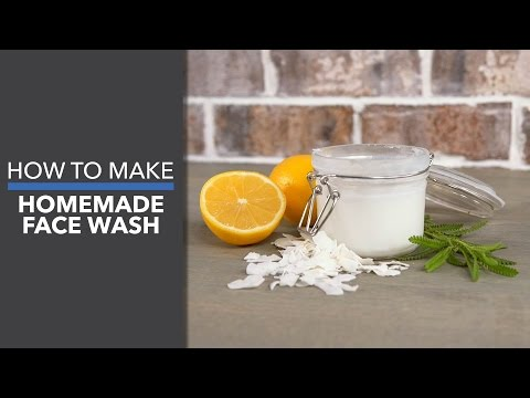 How to Make Homemade Honey Face Wash for Clear Skin