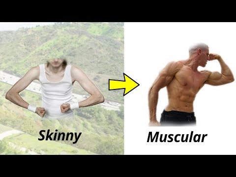 If You Are Skinny And Want To Build Size & Muscle FAST