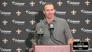 Saints vs. Texans Postgame: Drew Brees | 2019 NFL Week 1