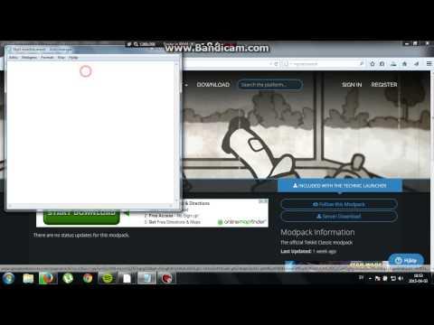 how to do a tekkit server