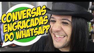 CONVERSAS DE WHATSAPP MAIS ENGRAÇADAS 2