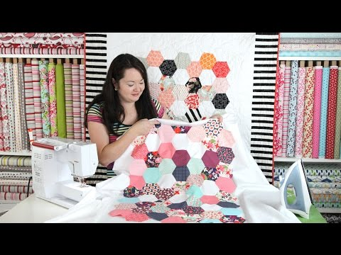 Perfect Hexagon Quilt Introduction