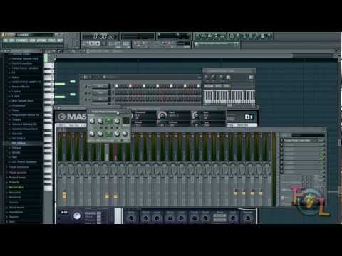FL Studio: How to Sidechain using Peak Controller and Compression *BEST WAY*