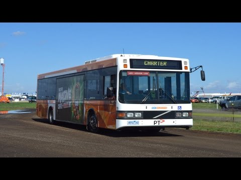 2015 Avalon Airshow shuttle buses - Victorian Transport