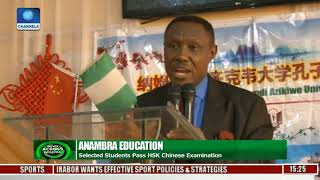 Anambra Education: Selected Students Pass HSK Chinese Examination