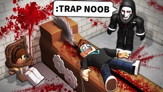 I became ROBLOX SAW... with my OWN GAME.