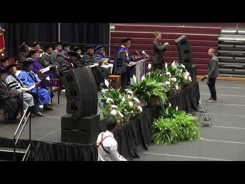 Lauren McKoy's Graduation from NCCU Law School, Part 2