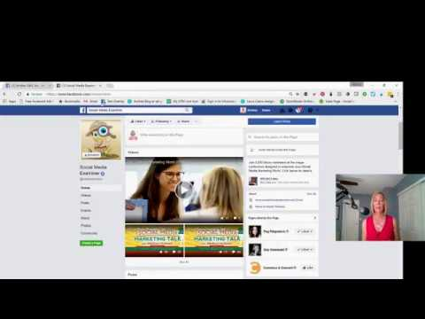 How to Comment as Your Page on Another Facebook Page