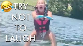 [2 HOUR] Try Not to Laugh Challenge! Funny Fails 😂   Fails of March   Fun Videos   AFV