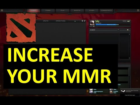 Dota 2 How to improve and increase your MMR Part 1: Introduction