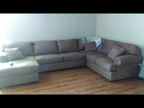 New furniture & off gassing
