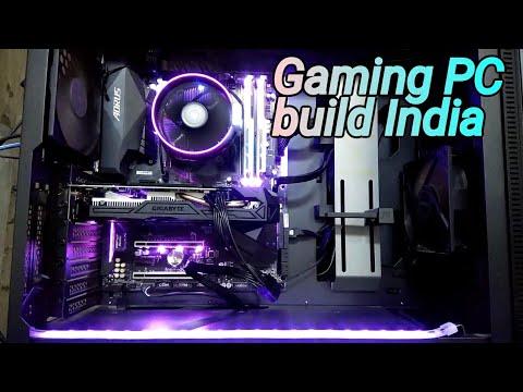 Ryzen Gaming+Editing PC Build India 2018