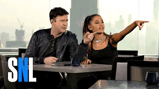 Download SNL Host Ariana Grande Can See Her House From 30 Rock Video