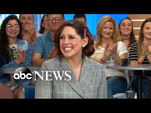 Vanessa Bayer opens up about 'Ibiza'
