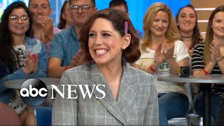 Vanessa Bayer opens up about