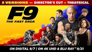 F9: The Fast Saga | Trailer | Own it 9/7 on Digital; 9/22 on 4K, Blu-ray \u0026 DVD