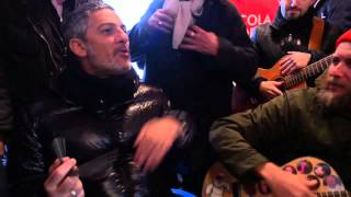 Edicola Show Jovanotti 11 Dicembre 2013