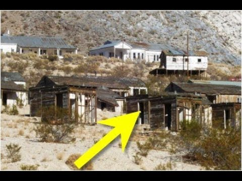 4 Top Creepiest Abandoned Places in America - Texas