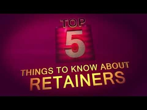 Top 5 Things to Know About Orthodontic Retainers