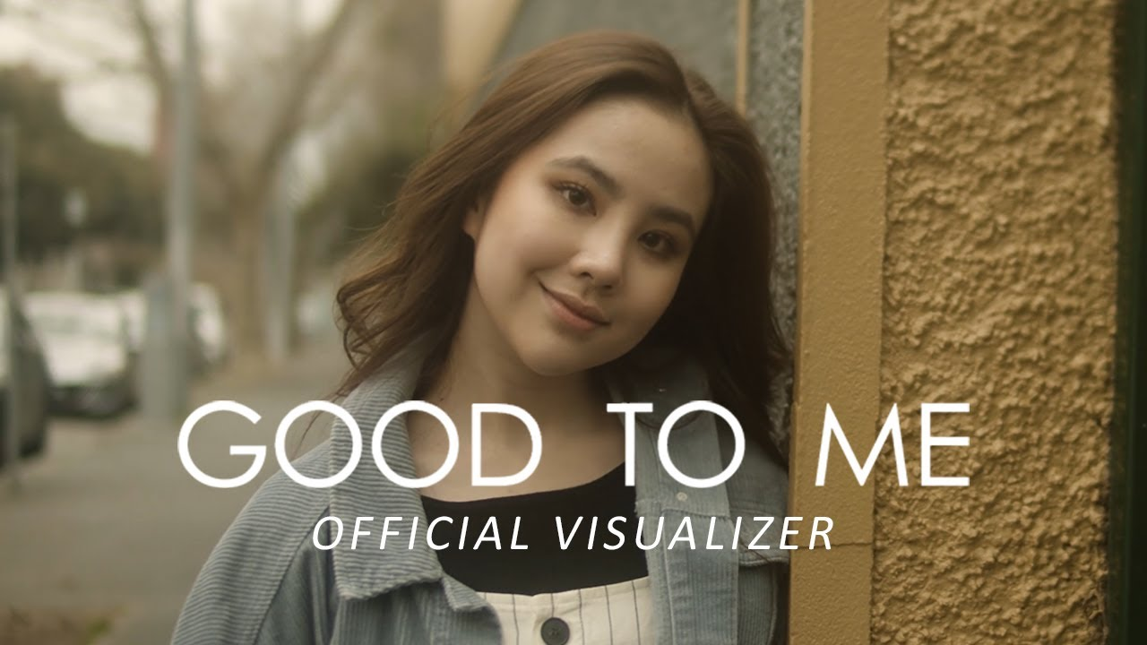 Download Agatha Chelsea - Good to Me (Official Visualizer) MP3 Gratis