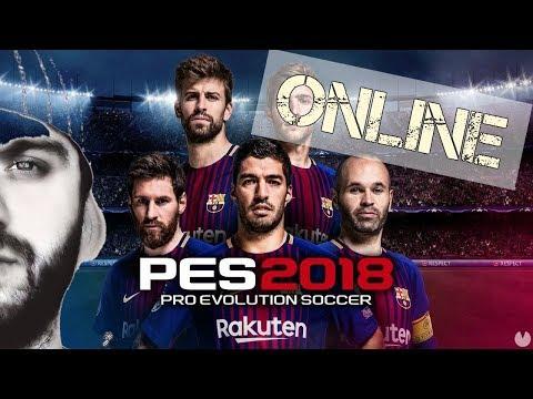 PES 2018 : Türkçe Online - Çekişmeli Maç - SON DAKİKA ! (Küfür İçerir)