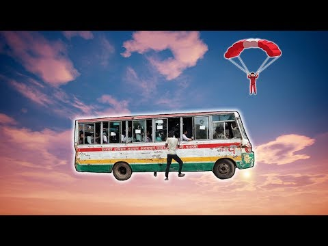 WHAT IF LOCAL BUS FLIES IN THE SKY
