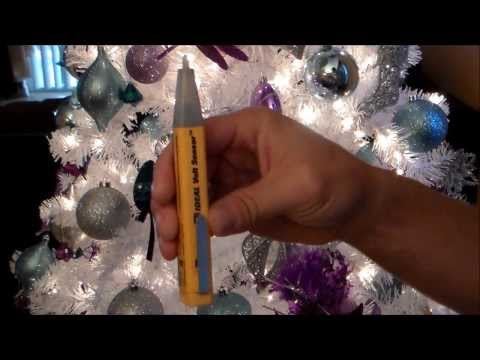 How to fix Christmas lights - finding bad bulbs