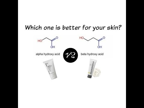 AHAs vs BHA | Get Better Skin with Chemical Exfoliation