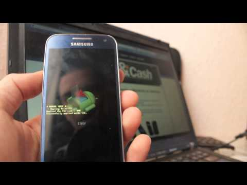 Resetear / Reestablecer / Hard reset / Recovery mode Samsung Galaxy S4 Mini I9195 - Phone&Cash