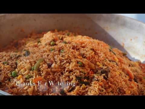 LIBERIAN JOLLOF RICE RECIPE😋