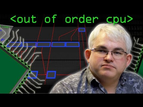 CPUs Are Out of Order - Computerphile