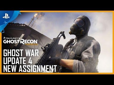 Tom Clancy's Ghost Recon Wildlands: Ghost War - Update #4 - New Assignment | PS4