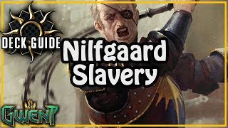 Nilfgaardian Slavery Deck Guide   Gameplay | Gwent Midwinter Update Ps: Kbt Is Chicken!